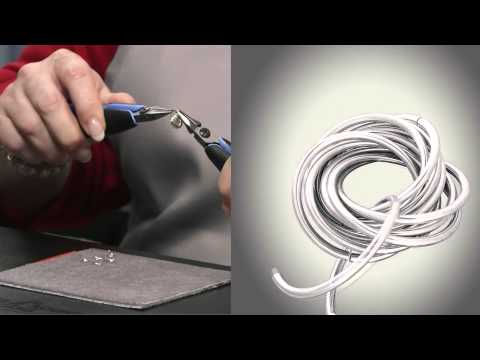 How to Create a Chainmaille Love Knot