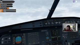 Airbus A320 Pilotu ile LTBA(Atatürk)-LTFD(Edremit) Uçuşu