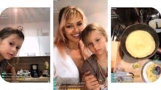 Боня Виктория - Блинчики для дочки