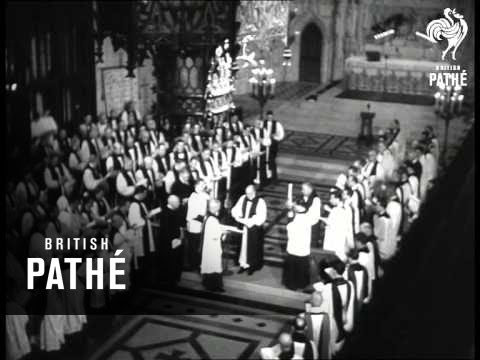 New Bishop Installed (1946)