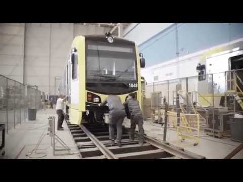 Accudraft Paint Booths In California - Los Angeles Metro Rail Project