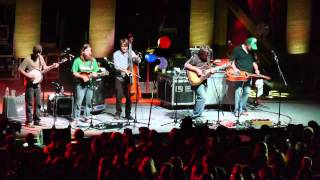 Greensky Bluegrass - Time (Pink Floyd cover) - Horning