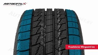 Обзор зимней шины Roadstone Winguard Ice ● Автосеть ●
