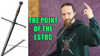 Video An Introduction to Estocs and Thrust Oriented Longswords download MP3, 3GP, MP4, WEBM, AVI, FLV Juni 2018