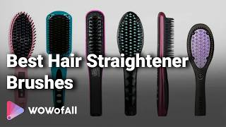 Best Hair Straightener Brushes in India: Complete List with Features, Price Range & Details - 2019