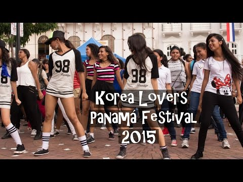 Korea Lovers Panama Festival 2015 - Every Dancing! | Kpop FlashMob |