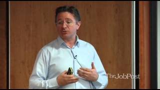 David Barrett, cut-e, Keynote at Talent Leaders Connect June 2014