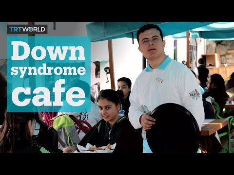 Meet the staff of Istanbul's Down syndrome cafe