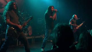 """Fates Warning performs """"From The Rooftops"""" live in Athens @Gagarin205, 12 of Feb 2017"""