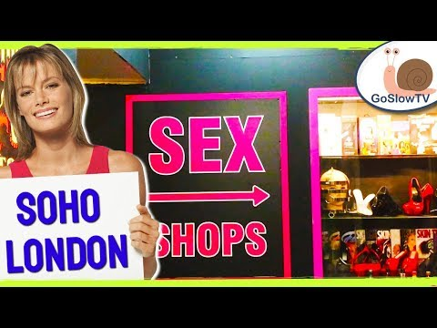 Soho London Walkabout | Walking | London | UK | Slow TV | Episode 12 (2018)