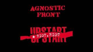 Watch Agnostic Front Trust video
