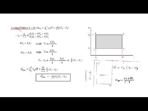 calcul quantite de chaleur