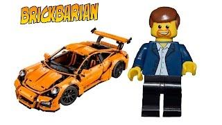Lego Investing Technic Porsche 911 !