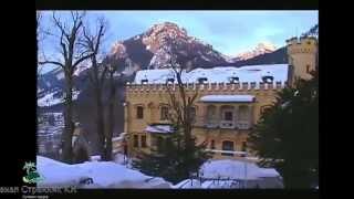 Новогодние туры в Германию  Волшебная зима в Баварии  Горнолыжный курорт Гармиш Партенкирхен(, 2015-10-21T17:02:45.000Z)