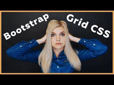 Bootstrap Vs Grid CSS: что выбрать в 2019 году?