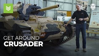 Inside the Chieftain's Hatch: Crusader - Part 1