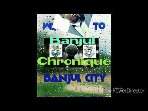 Banjul Chronique 2017