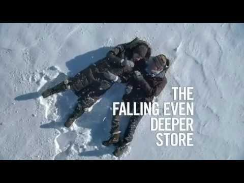 Zales Holiday Commercial 2011 Falling Even Deeper