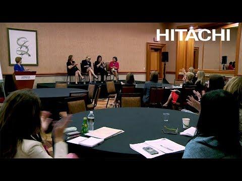 2017 Global Women's Summit- Hitachi