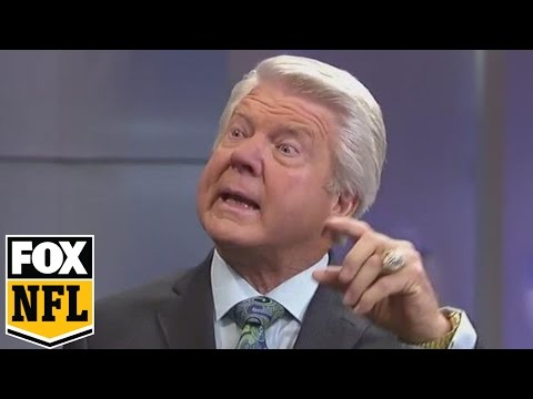 Jimmy Johnson tells fans how to look at the Dak vs Romo debate | FOX NFL SUNDAY