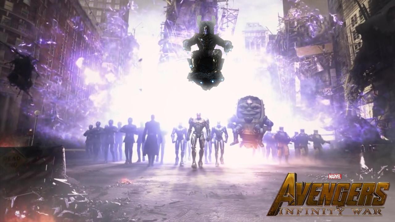 Avengers Infinity War- Trailer #2 FANMADE (Español Latino ...