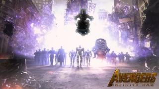 Avengers Infinity War- Trailer #2 FANMADE (Español Latino)