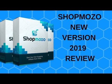 shop mozo review 2019 open a online store with free unlimited traffic. http://bit.ly/2lzZJsg