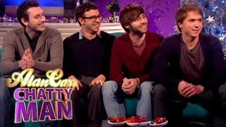 The Inbetweeners | Full Interview on Alan Carr: Chatty Man