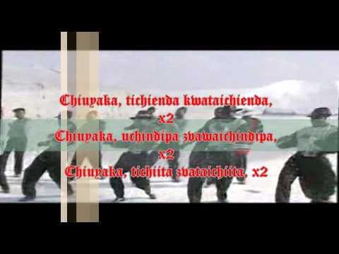 Chiuyaka Leonard Zhakata Pakuyambuka LYRICS
