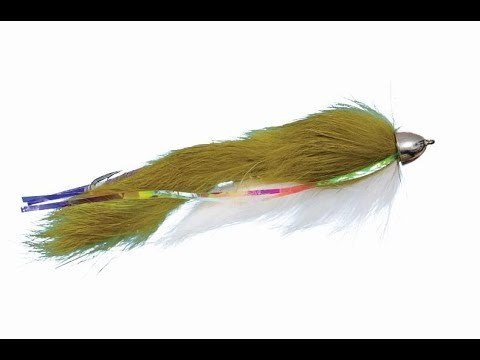Dolly Llama Streamer - Awesome Streamer For River Trout