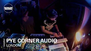 Pye Corner Audio Boiler Room Live Show