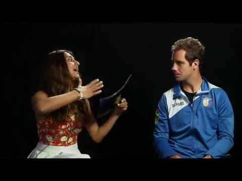 Up, Close and Personal with Richard Gasquet
