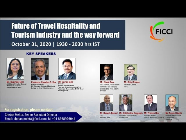 Future of Travel, Hospitality and Tourism Industry and the way forward