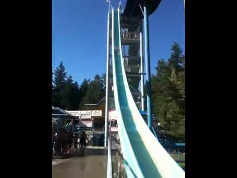 Top 5 Water Slide Ride Death Drop Free Fall Cultas