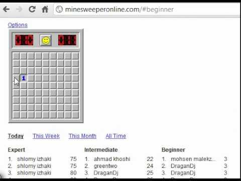 teachMathematics: Minesweeper
