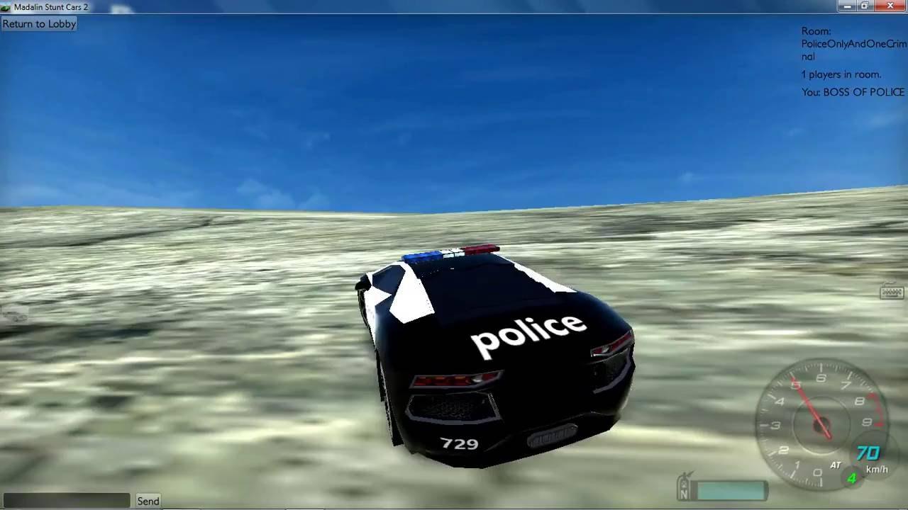 The Best Car In Madalin Stunt Car