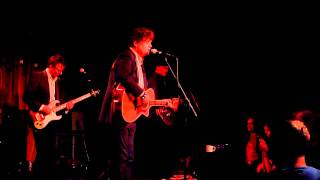 Ron Sexsmith, If Only Avenue,  Live in Amsterdam, People's Place, 5-03-2013