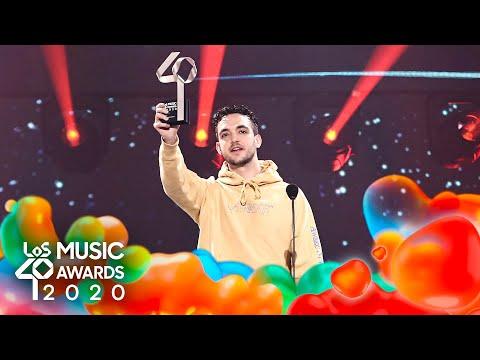 C TANGANA, PREMIO a Mejor Artista urbano en LOS40 Music Awards 2020