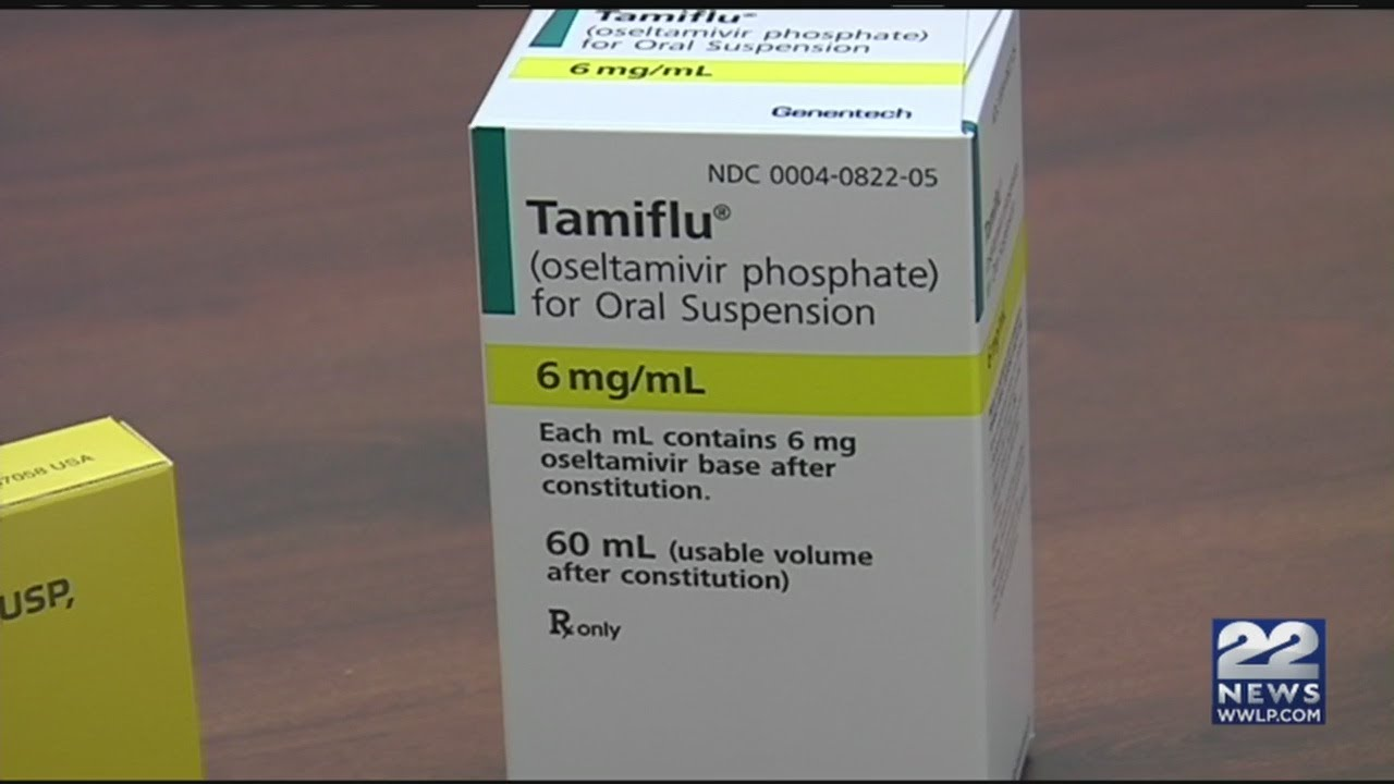 Infectious Disease specialist explains how Tamiflu works and when to use it