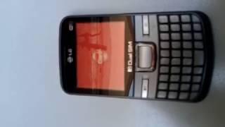 Celular LG c 199