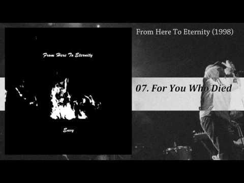 envy - From Here To Eternity(1998) [Full album]