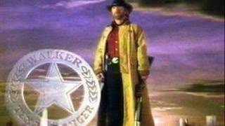 Walker Texas Ranger American Man