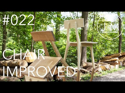 JM - #022 Now I Made More Chairs In Oak And Poplar