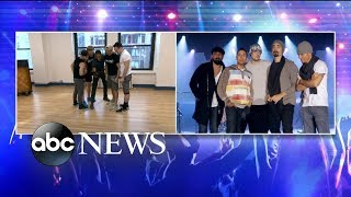 Backstreet Boys superfans surprised with concert tickets live on 'GMA'