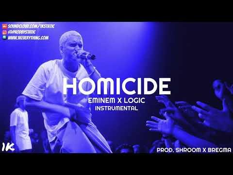 logic-x-eminem---homicide-(instrumental)