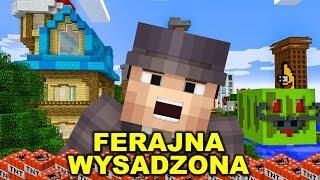 OSZALAŁEM?! - Minecraft FERAJNA VS 1000000 TNT!