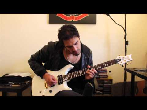 How to play 'Mother' by Danzig Guitar Solo Lesson w/tabs
