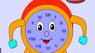 The Clock - Nursery Rhyme