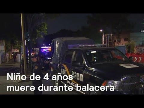 Niño de 4 años muere durante una balacera en Iztapalapa - Las Noticias con Danielle
