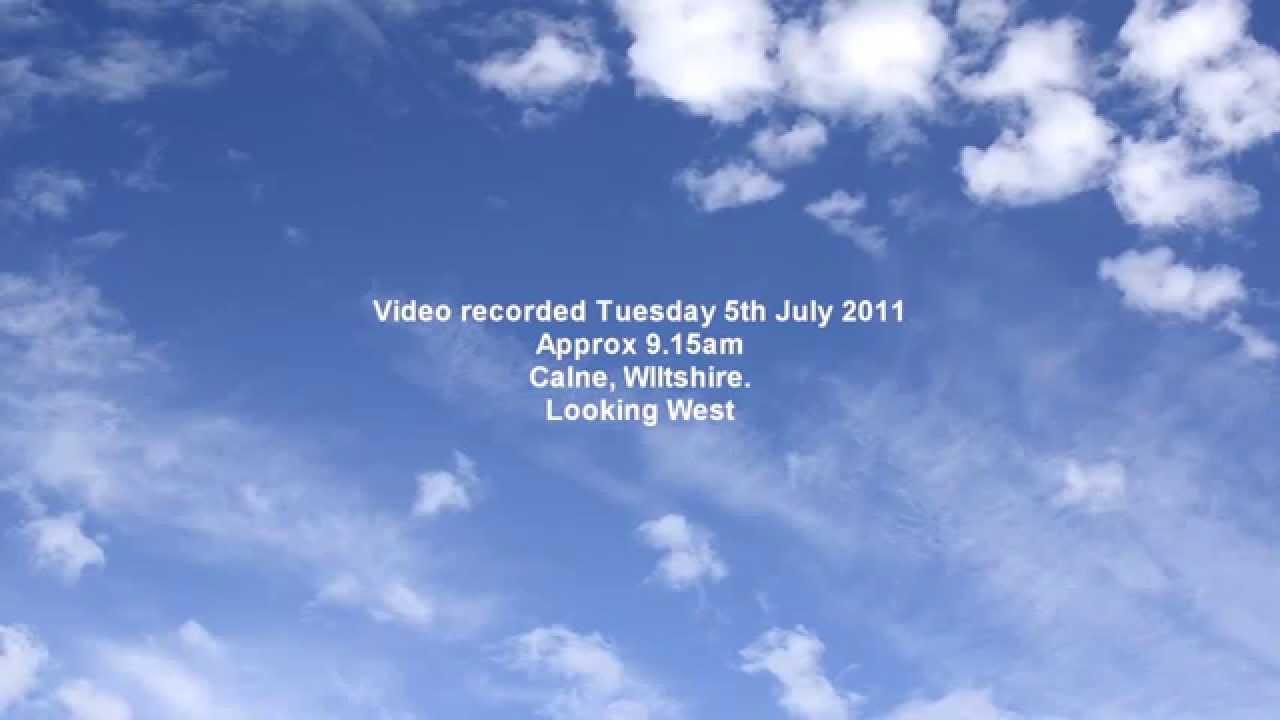 orb ufo in daylight sky youtube